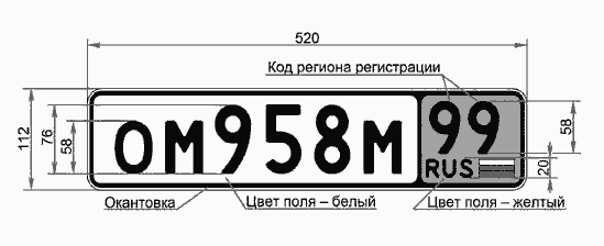 Транзитный номер